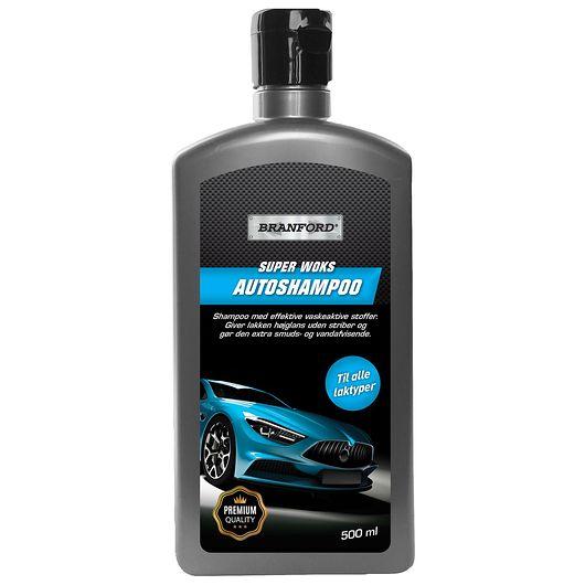 BRANFORD - Autoshampoo SuperWax 500 ml