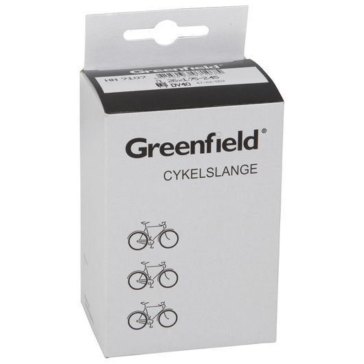 Cykelslange DV35 12,5 x 1,75-2,45