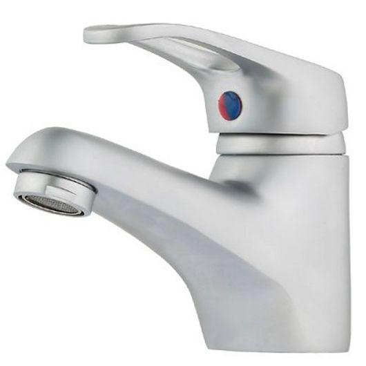 Carlsbad - Håndvaskarmatur - mat krom