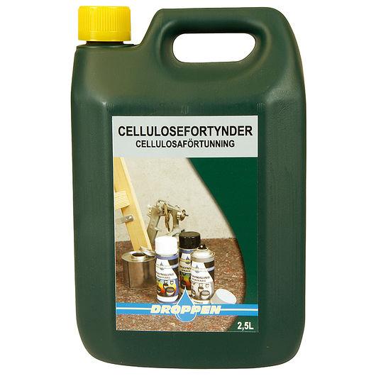 Cellulosefortynder 2,5 L