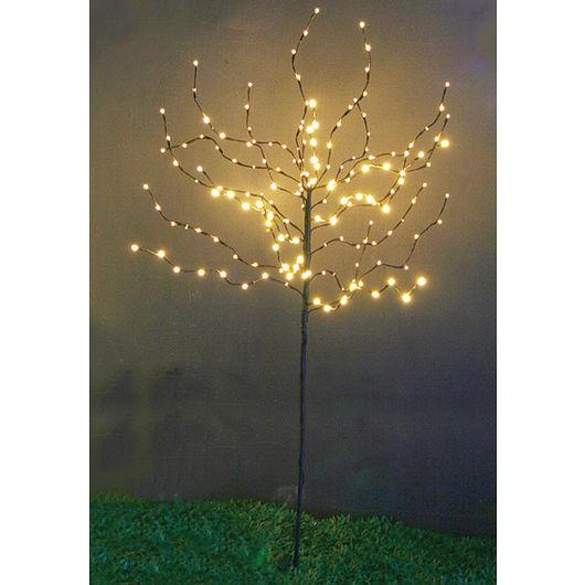 Nowel - Lystræ 200 LED 180 cm varm hvid