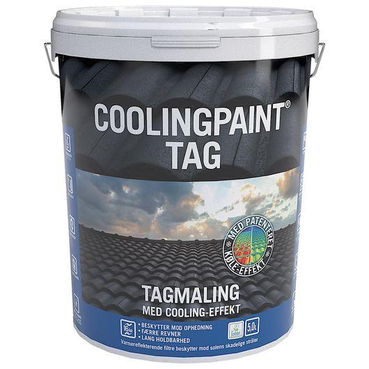 Coolingpaint tagmaling antrazitgrå - 5 L
