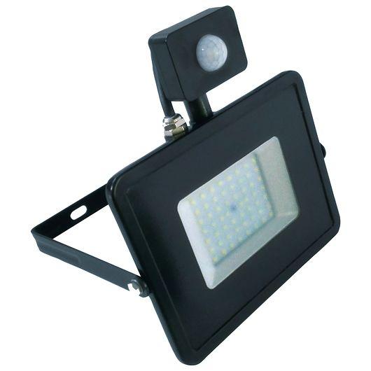 Sartano - Projektør med LED og sensor 50 W