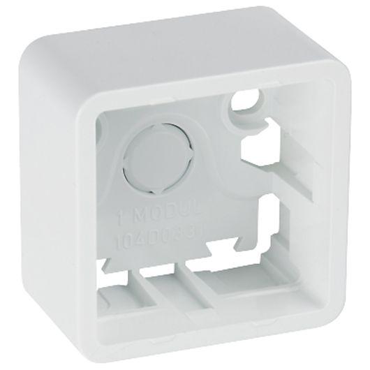 FUGA underlag 1 modul hvid
