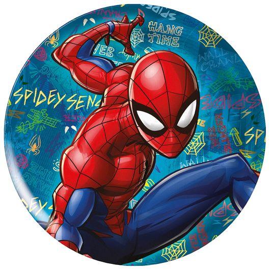 Tallerken - Spiderman