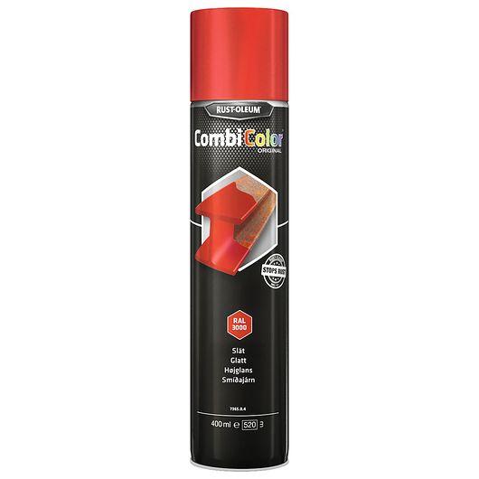 Rust Oleum - Combicolor spray 400 ml rød