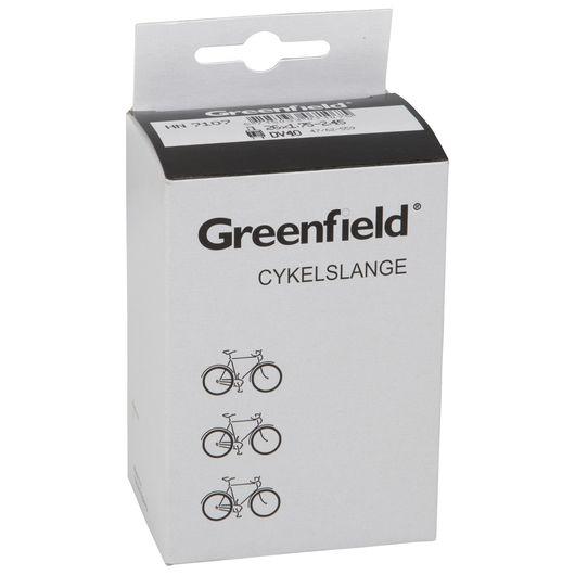 Greenfield - Cykelslange FV47 700 x 23C/28C