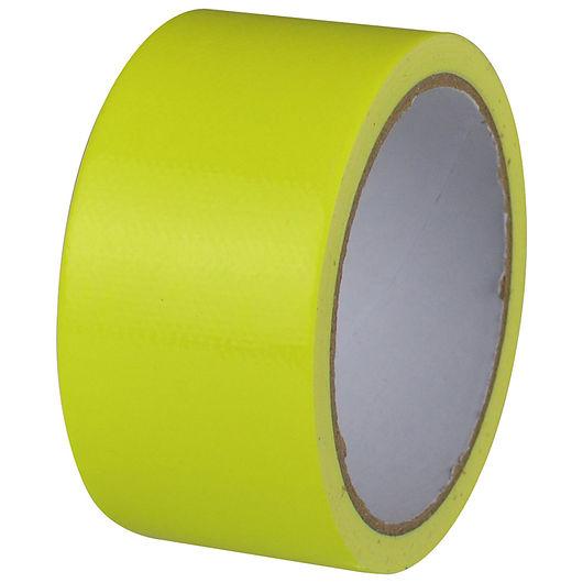 Gaffatape neon gul 50 mm x 10 m