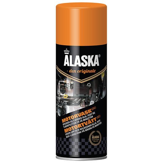 Alaska motorvask 400 ml