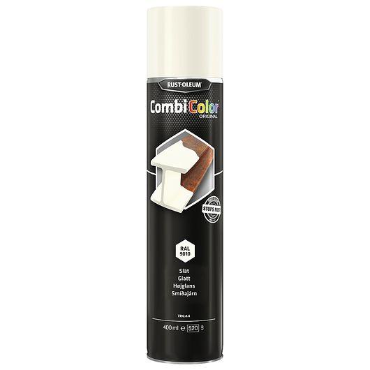 Rust Oleum - Combicolor spray 400 ml hvid