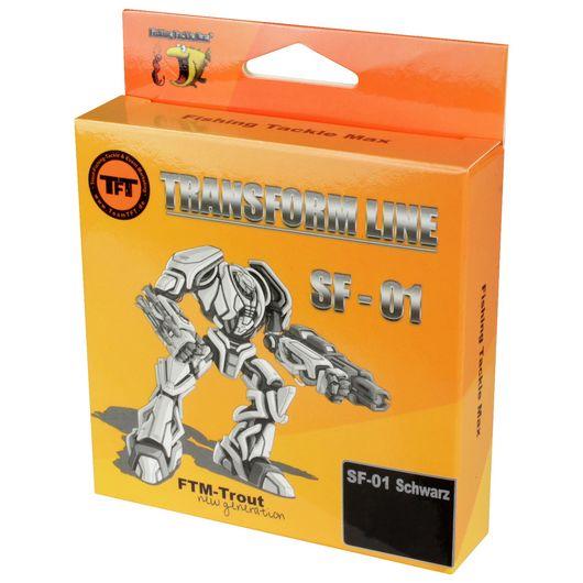 Transform Line - TFT Monoline 0,18/200m - Sort