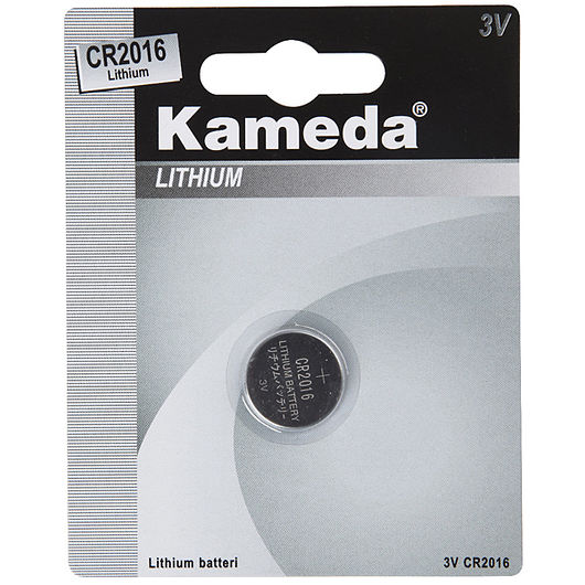 Kameda lithium CR2016