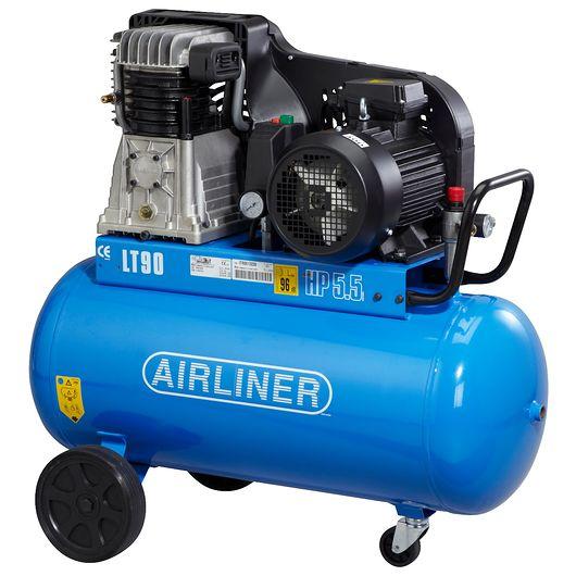 Airliner kompressor 5,5 HK - 90 L