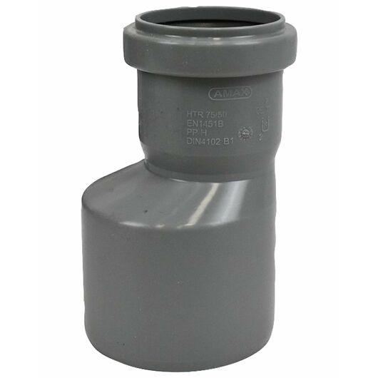 PP reduktionsrør 50 x 32 mm