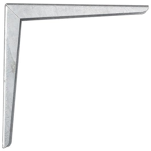 Bæringer-U-profil 300 x 300 mm galvaniseret