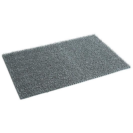 Turf måtte - 40 x 60 cm - grå
