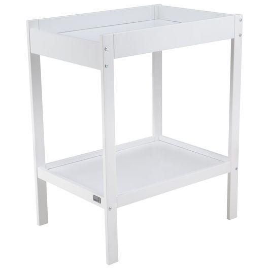 Puslebord Basic - hvid
