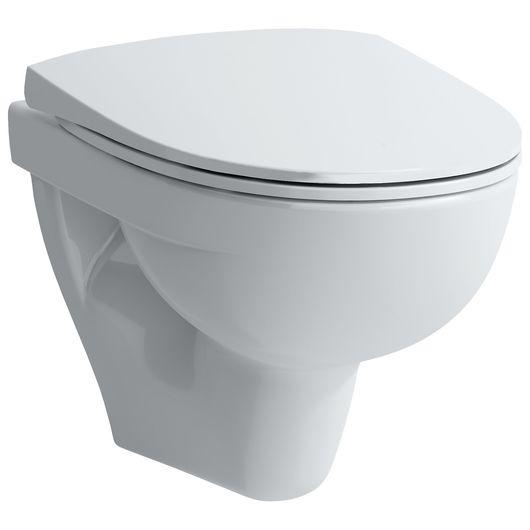 LAUFEN PRO N - Væghængt toilet