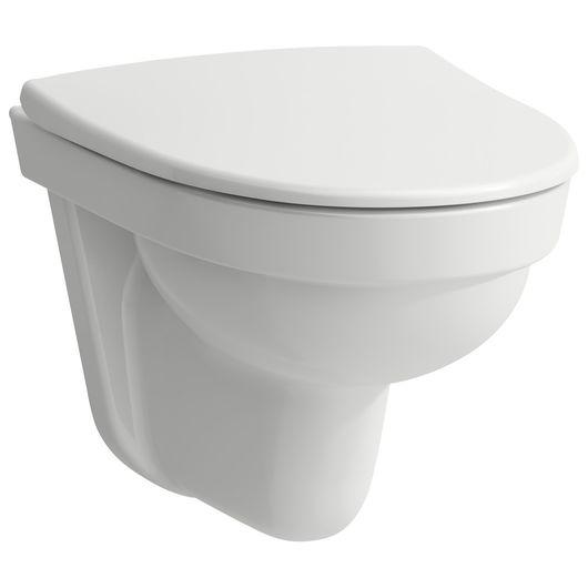 LAUFEN Kompas - Væghængt toilet