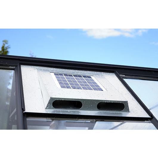 Vitavia - Solarfan 610 x 610 mm til drivhus