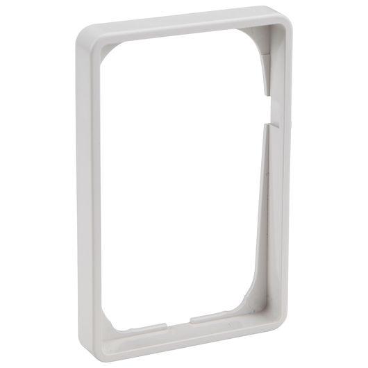 FUGA ramme BASELINE 50 1 ½ modul grå