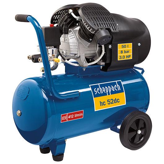 Scheppach - Kompressor 3 HK 50 L