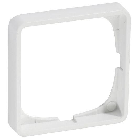 FUGA ramme BASELINE 50 1 modul hvid