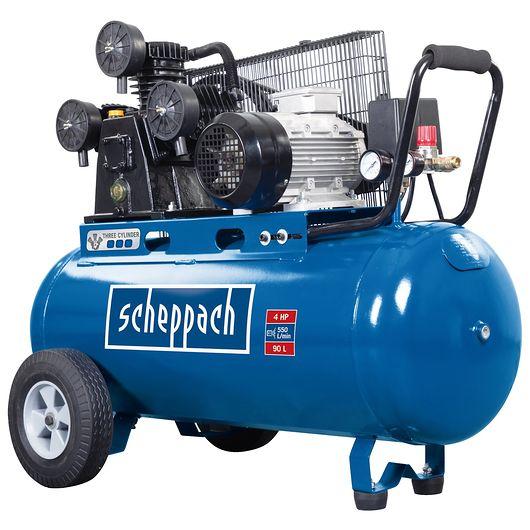 Scheppach - Kompressor 4,0 HK 90 L
