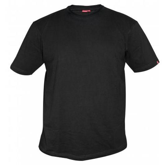 Engel t-shirt sort - str. M