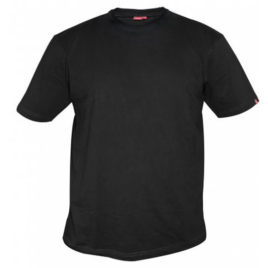 Engel t-shirt sort - str. XL