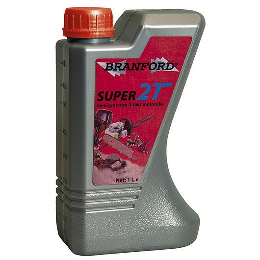 BRANFORD - Motorolie 2T semisyntestisk 1 L
