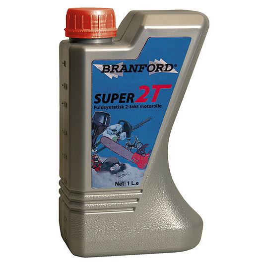 BRANFORD - Motorolie 2-taktsolie fuldsyntetisk 1 L
