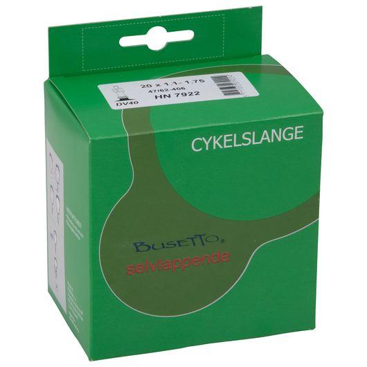 Cykelslange selvlappende DV40 24 x 1,75-2,45