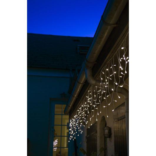 Nowel - Istappelys 200 LED - hvid