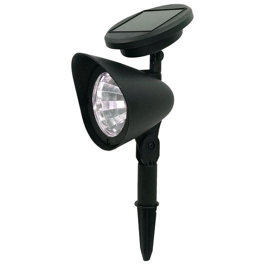 Solcellelampe Falke
