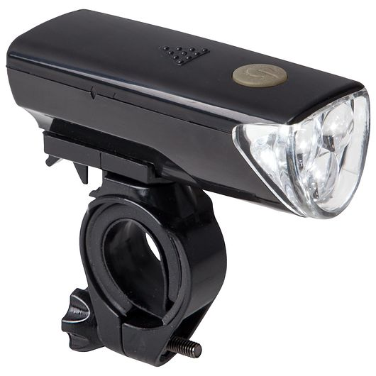 Greenfield - Forlygte til cykel 3 LED 19 lumen