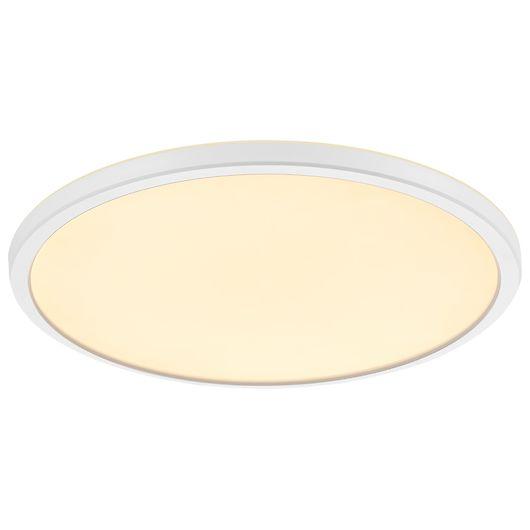 Plafond Adnan LED 18 W Ø. 29,4 cm 3-step