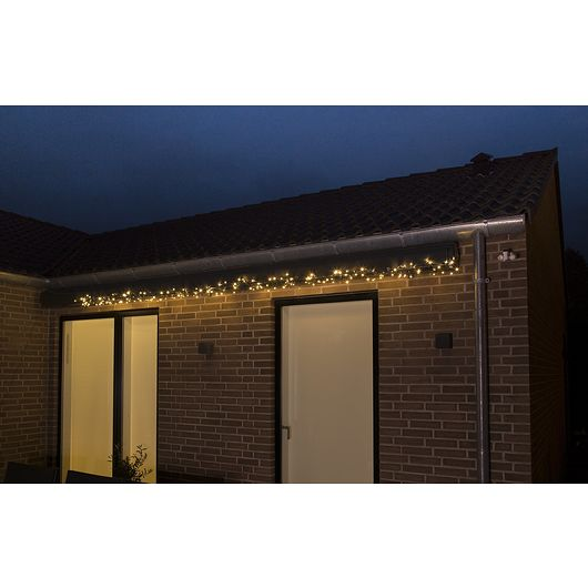 Nowel - Klyngelys 2000 LED - varm hvid