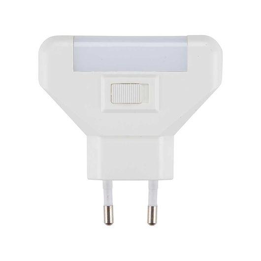 Sartano - Natlampe med 1W LED og afbryder