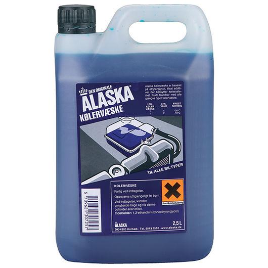 Alaska - Kølervæske blå 2,5 liter