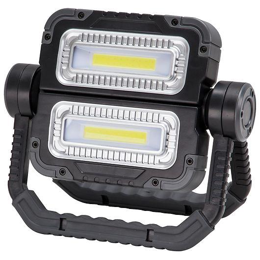 Sartano - LED-arbejdslampe 2 x 5W 6500-7000 Kelvin