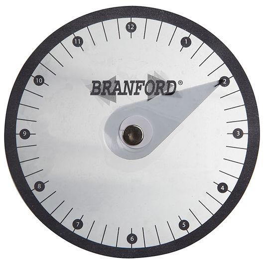 Branford parkeringsskive - manuel