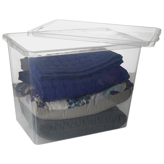 Plast Team - Opbevaringsboks Basic Box - 80 liter
