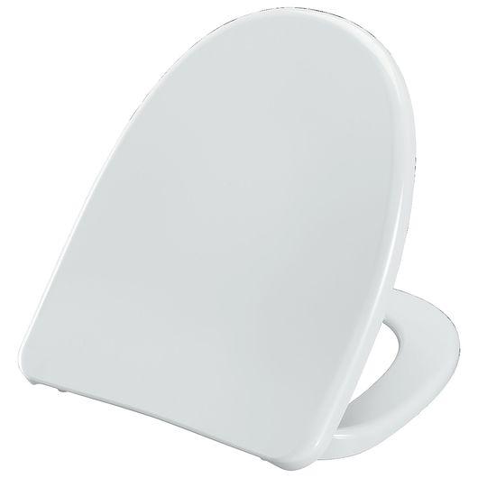 Saniscan Ifö sign - Toiletsæde hvid