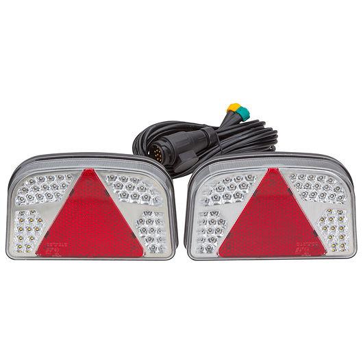BRANFORD - Trailerlygtesæt LED