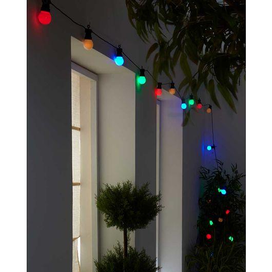 Party lyskæde 40 LED pærer