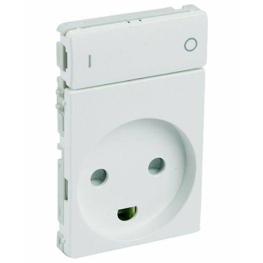 LK IHC - Wireless stikkontakt hvid