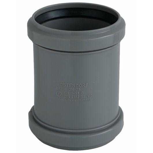 Wavin - PP skydemuffe 40 mm