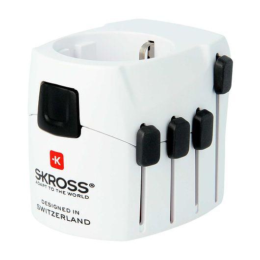 Skross - Rejseadapter World PRO