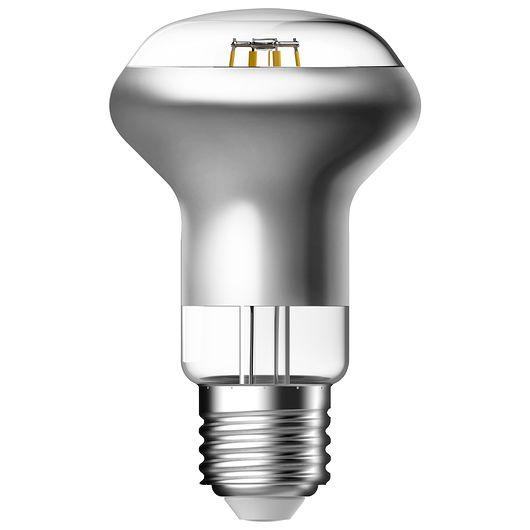 Cosna - LED-pære 3,8W E27 R63 filament